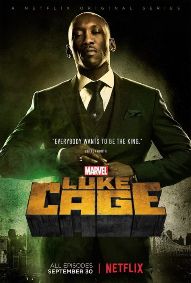 Luke Cage (Cuttonmouth)