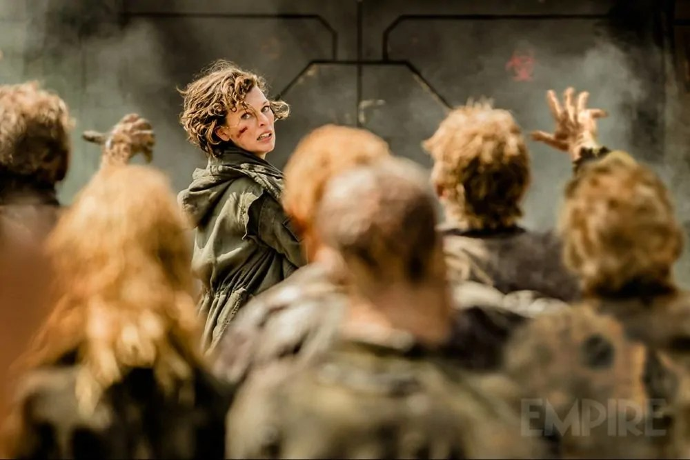 Resident Evil: The Final Chapter (Empire Magazine)