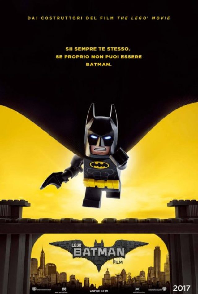 LEGO Batman - Il Film (Warner Bros)