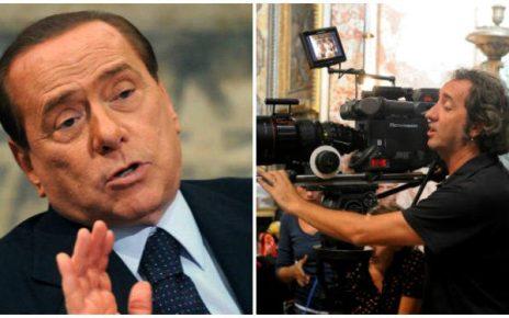 Venezia 73 - Paolo Sorrentino a lavoro su di un film con protagonista Silvio Berlusconi