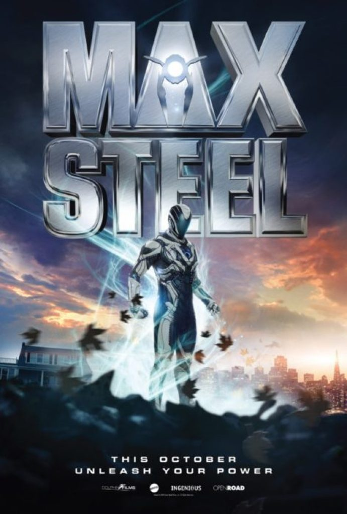 Max Steel (Open Road)