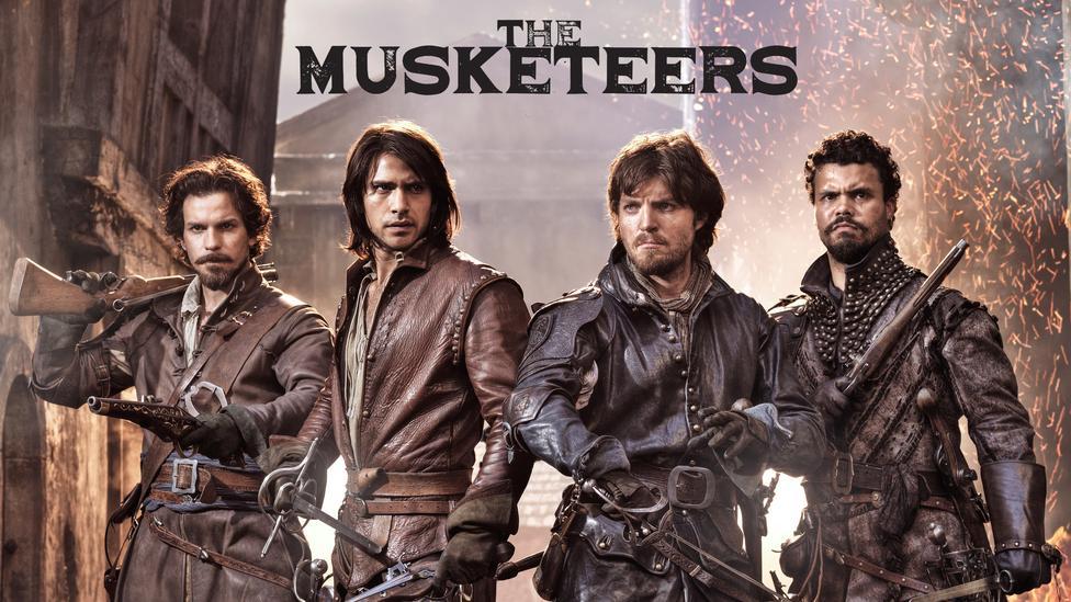 Su Netflix arriva la terza stagione di The Musketeers - Ecco alcune considerazioni sulla serie tv