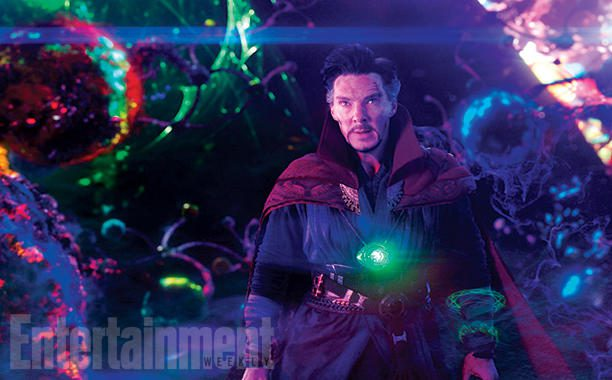 Doctor Strange (Entertainment Weekly)