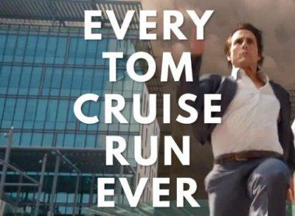every tom cruise run ever