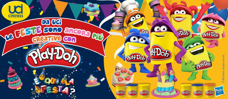 Uci Cinemas E Hasbro Insieme Per Le Feste Di Compleanno Dei Bambini