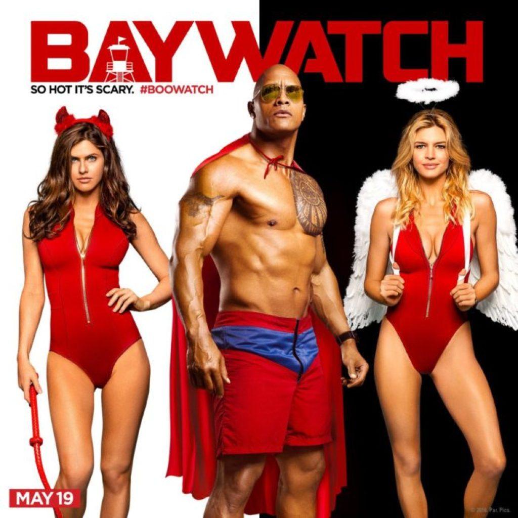 baywatch halloween