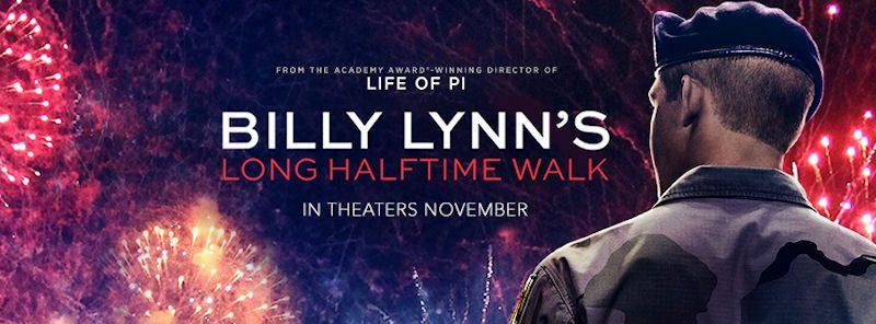 billy lynn film banner
