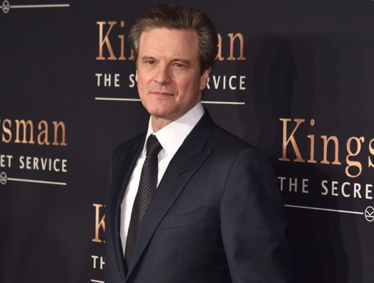 colin firth foto kingsman