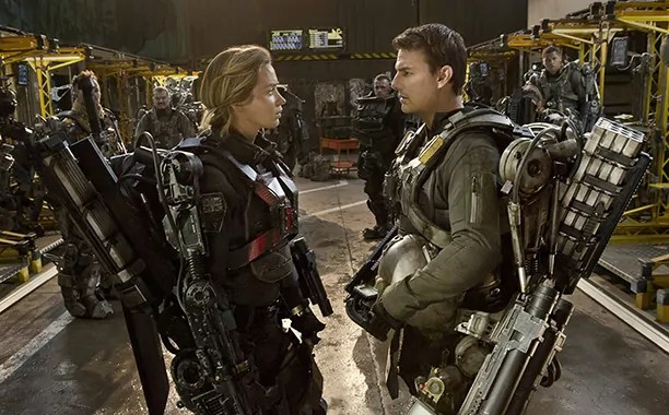 edge of tomorrow foto