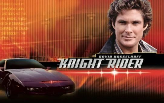 knight rider banner