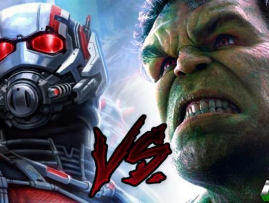 hulk vs ant-man