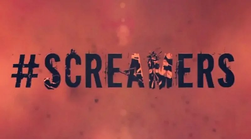#screamers banner