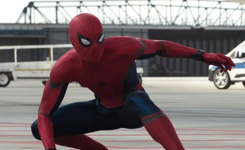 spider-man in avengers 4