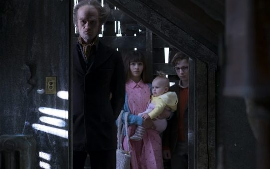 lemony snicket serie tv