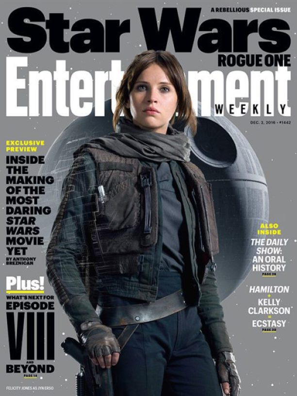 rogue one star wars cover ew