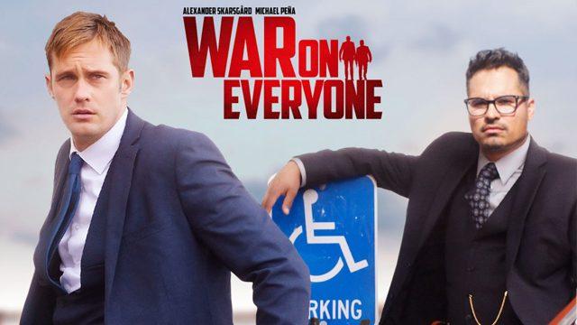 recensione war on everyone