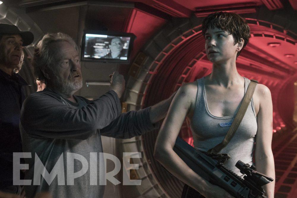 Alien: Covenant, nella nuova immagine del film scorre tanto sangue!