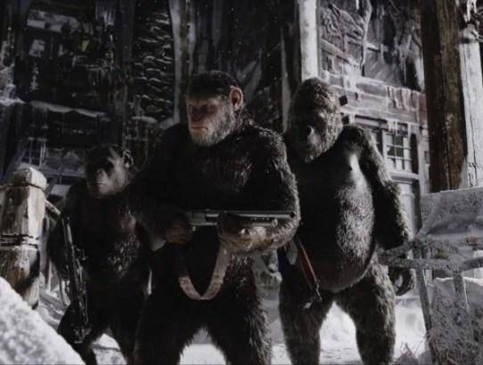 pianeta scimmie 3 foto