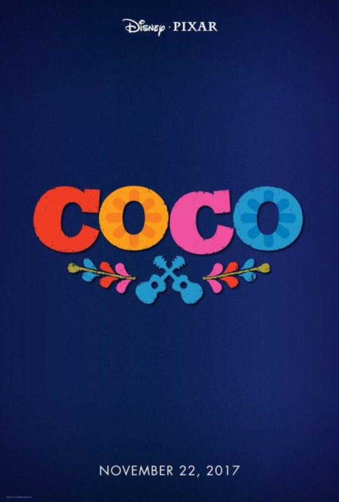 coco cartoon poster