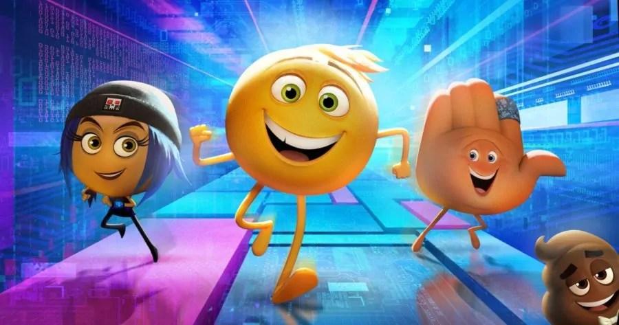 emoji movie foto