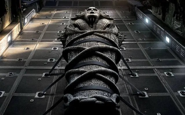 The Mummy - Anteprima del teaser trailer del film con Tom Cruise