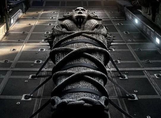 Mummia nuova foto da entertainment weekly