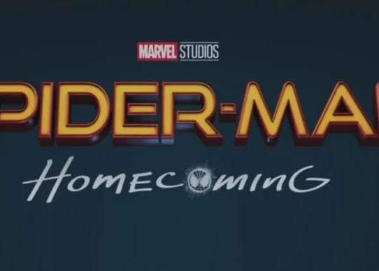 spider-man homecoming logo