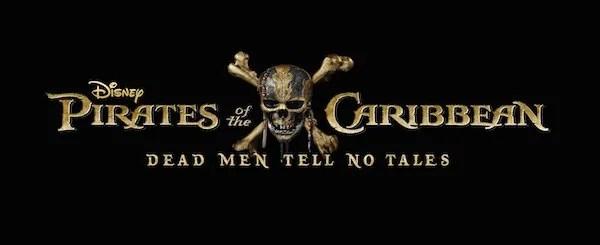 pirati caraibi 5 logo