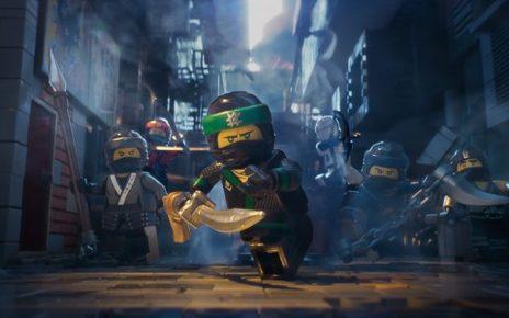 lego ninjago film foto