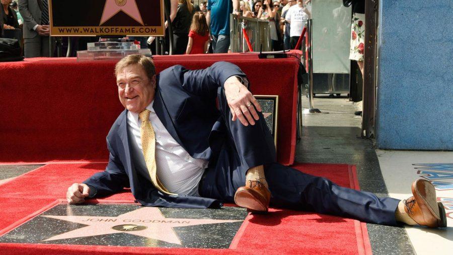 John Gooodman Walk of Fame