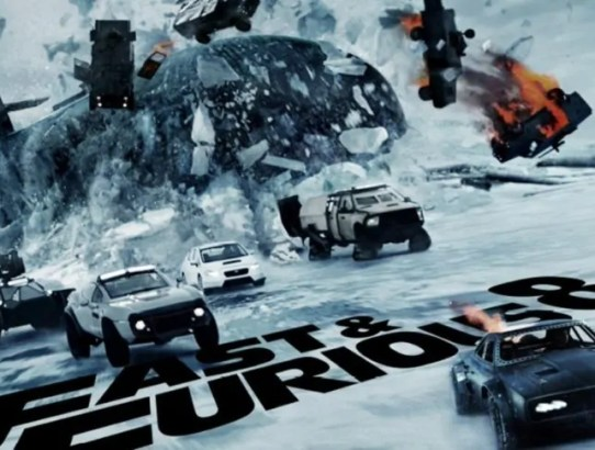 fast 8 banner