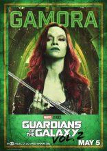 guardiani galassia 2 gamora