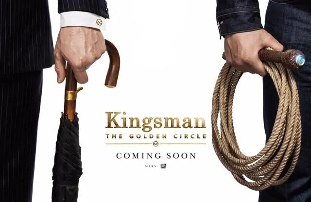 Kingsman: Il Cerchio d'Oro - ecco il primo teaser del film