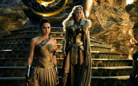 wonder woman foto ufficiale e trailer