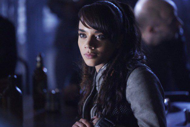 Killjoys Star Hannah John-Kamen Cast in New Tomb Raider