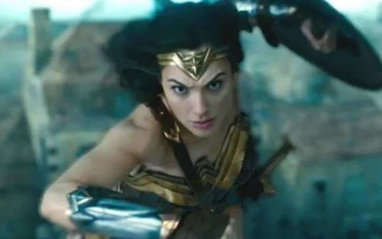 nuovi spot da wonder woman