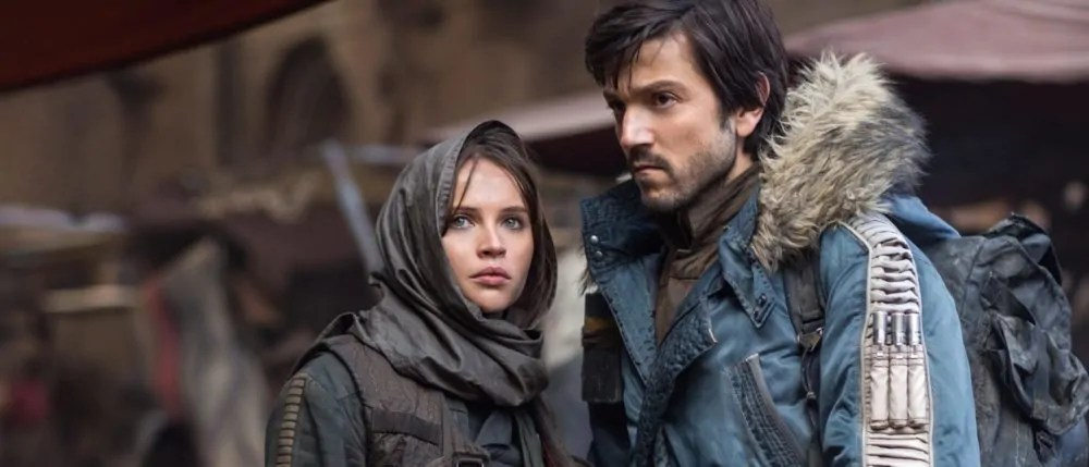 rogue one star wars story cassian home video
