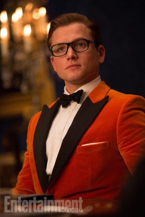 kingsman the golden circle foto entertainment weekly taron egerton