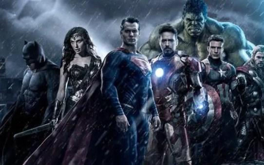 marvel e dc comics al cinema, ecco i film