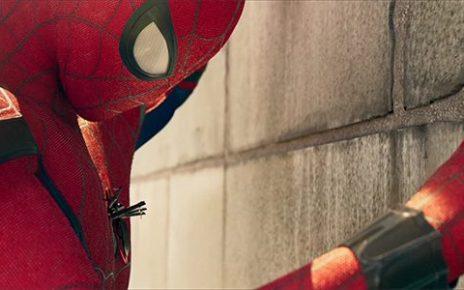 spider-man homecoming gadget