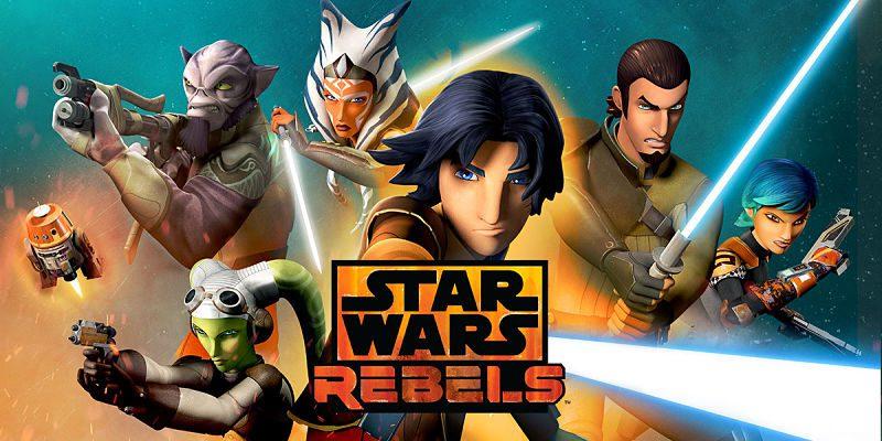 Disponibile il trailer di Star Wars Rebels - Season 4