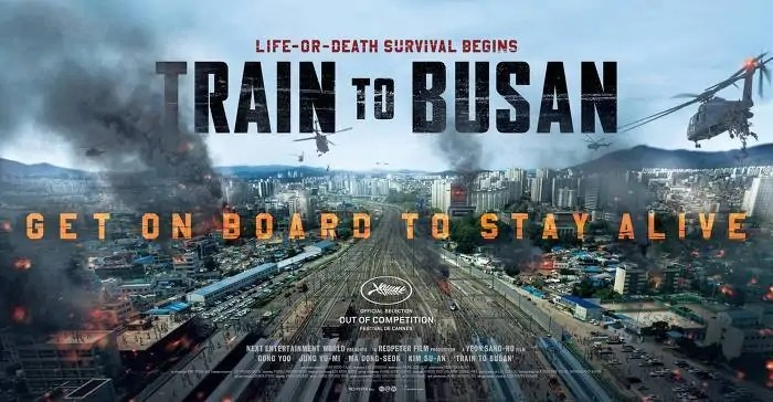 recensione zombie movie train to busan