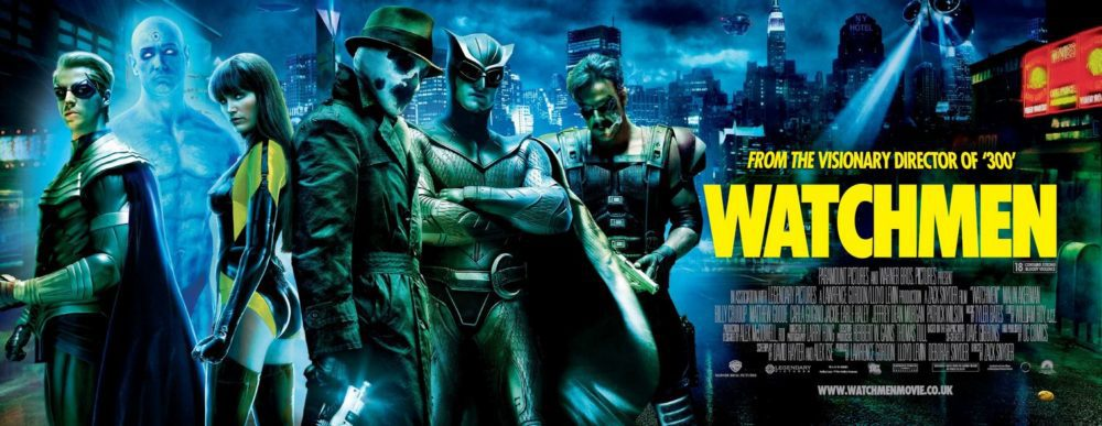Annunciato il cast della serie tv incentrata sui Watchmen