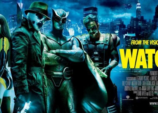 nuovo adattamento in live animation per watchmen
