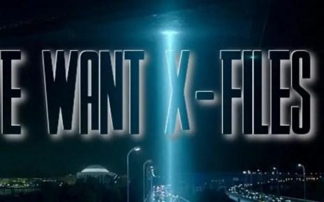 Nuova stagione x-files in via di sviluppo