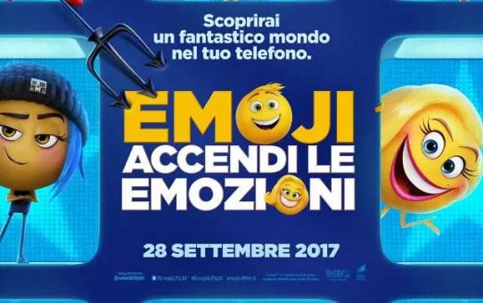 emoji film trailer e poster