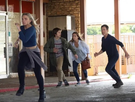 the gifted serie tv foto