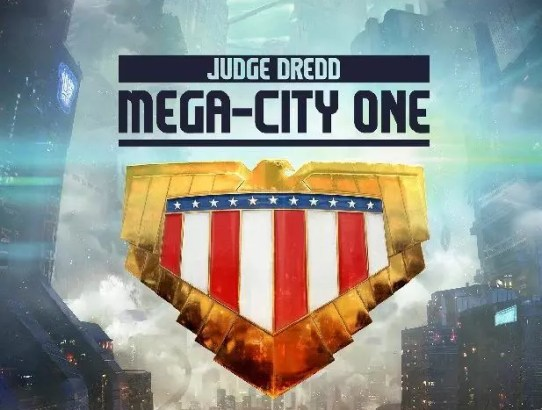 mega city one banner