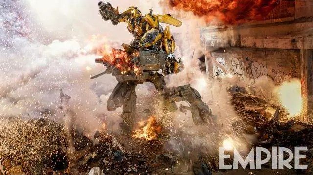 transformers 5 bumblebee empire