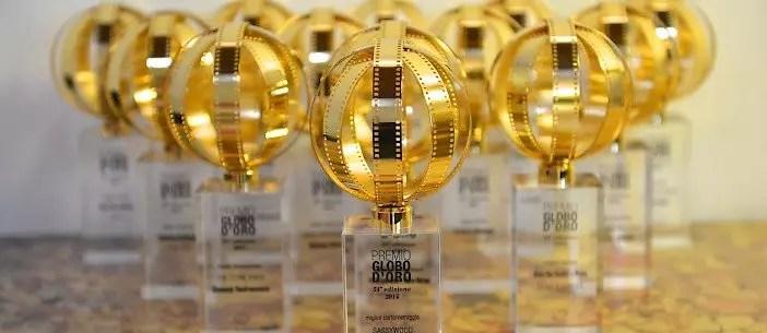 globi d'oro nominations